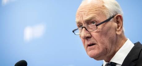 Waarnemend gouverneur Remkes aangekomen bij gouvernement in Maastricht