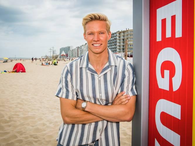 """""""Ik heb speciaal mijn vaarbewijs gehaald"""": Joni Ceusters ('Kamp Waes') debuteert als acteur in Vlaamse 'Baywatch'"""
