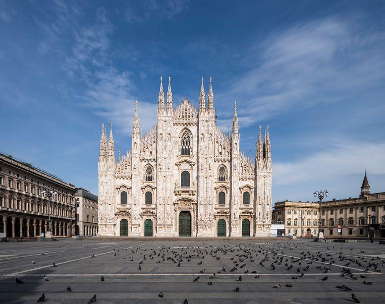 De Dom in Milaan Beeld Getty Images/Westend61