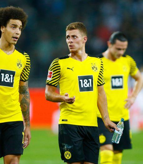 Dortmund et ses Diables trébuchent à Gladbach, Benfica et Vertonghen assurent