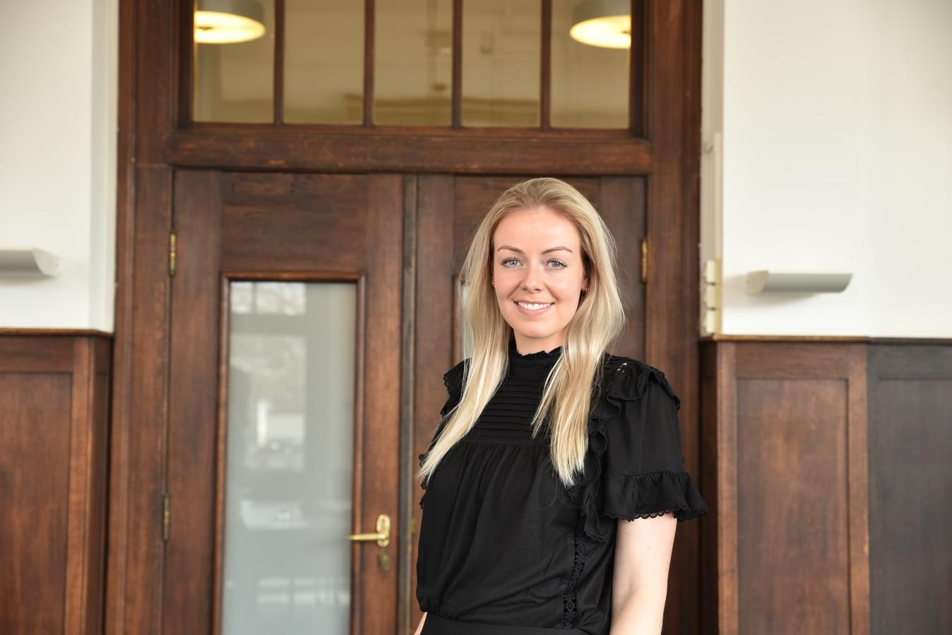 Evelyne Hof, arbeidsrechtadvocaat bij Bruggink & Van der Velden.