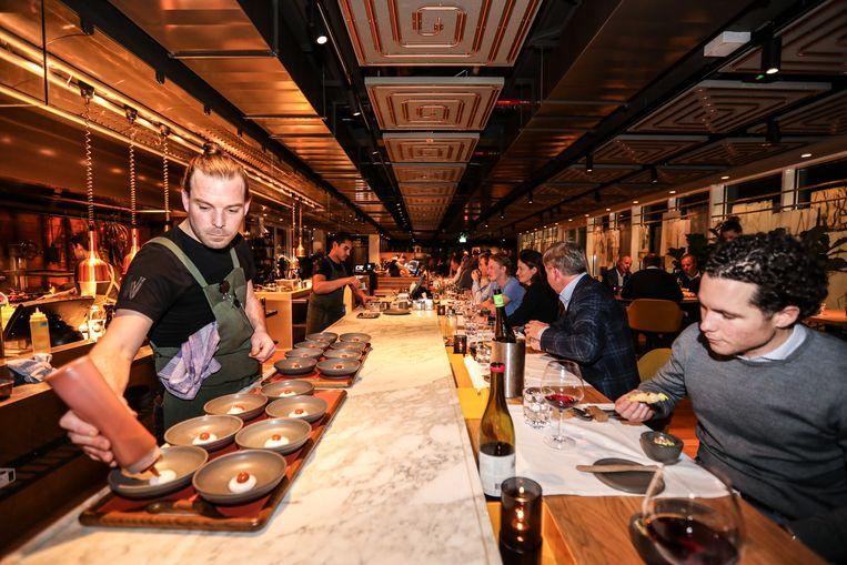 Restaurant Wils. Beeld Eva Plevier
