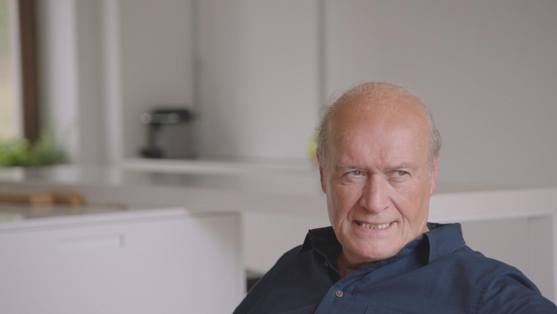 Jacques Vermeire in 'Het huis'. Beeld VRT