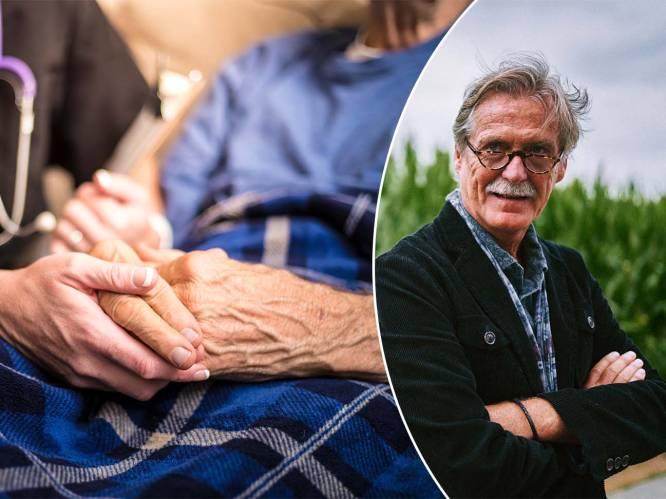 """""""Ook als je niet meer kan praten, kan je nog euthanasie aanvragen"""": professor Distelmans beantwoordt vragen over levenseinde"""