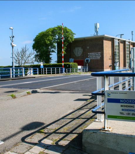 Geluidsoverlast door klapperende brug in Lelystad