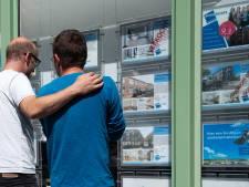 Woningprijs trekt zich niets aan van crisis en blijft stijgen: 'Consument heeft nauwelijks iets te kiezen'