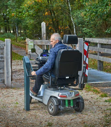 Landerd wil Maashorst toegankelijker maken voor mindervaliden