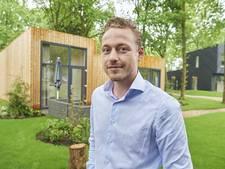 Vakantieparkbaas Charles Veerkamp (27) uit Schaijk leidt metamorfose tot Roompot:  'Ik ging altijd tot het uiterste'