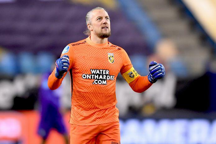 Door snel te handelen heeft Ajax Remko Pasveer weggeplukt bij Vitesse.