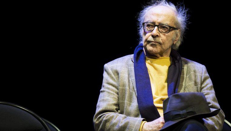 Jean-Luc Godard. Beeld epa