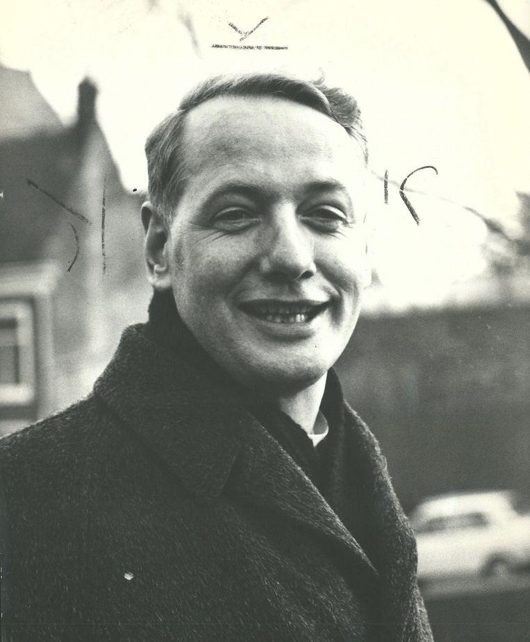 Ad Simonis in 1971 Beeld