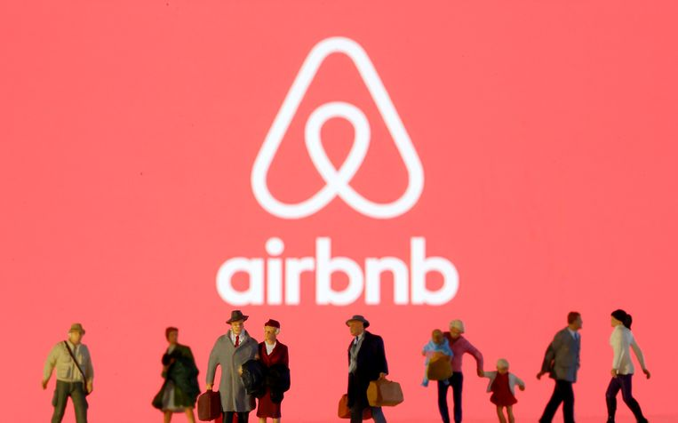 De Vrije Universiteit toonde aan dat in wijken met een hoge Airbnb-dichtheid in Los Angeles de woningwaarde soms met wel 40 procent toenam. Beeld REUTERS