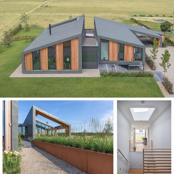 15. Villa DZ, Geest van de Glooiing - Beek | Architectuur Prijs Achterhoek 2019
