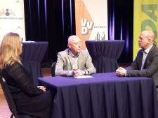 Tam lijsttrekkersdebat in Oisterwijk met één goeie vraag aan het eind