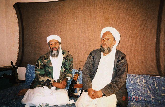 Osama bin Laden en Aywan al-Zawahiri, of Bert en Ernie zoals ze door de Navy Seals genoemd werden.