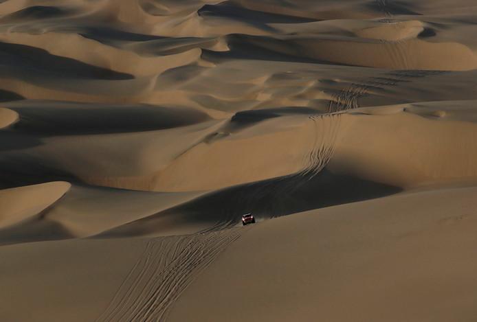Dakar Rally Peru