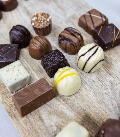 Met deze bonbons kom je goed voor de dag met Moederdag
