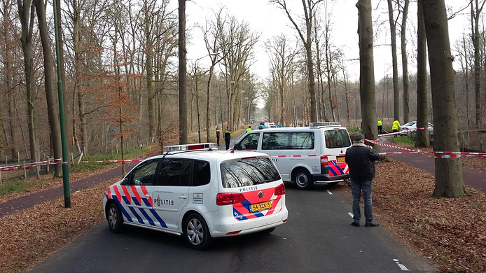 Dodelijk ongeval Ulvenhout.