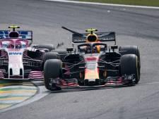 Verstappen moet zege in Brazilië aan Hamilton laten na bizarre beuk van Ocon