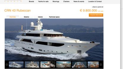 Superjacht Piqueur verkocht aan Turkse miljonair