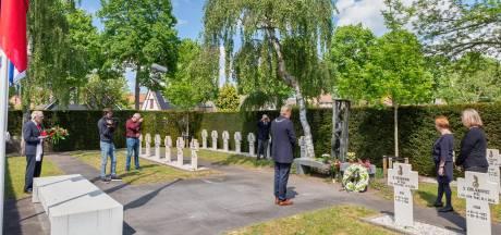 Opnieuw een sobere dodenherdenking: dit gebeurt in Oosterhout en omgeving