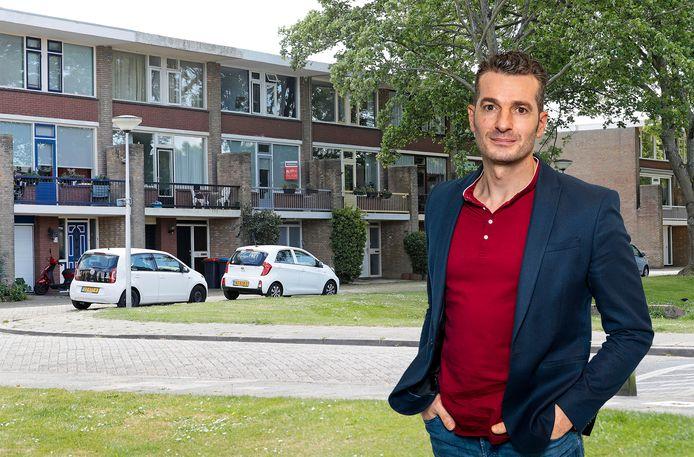 In de Brielse wijk Rugge is overlast van huizen met arbeidsmigranten.