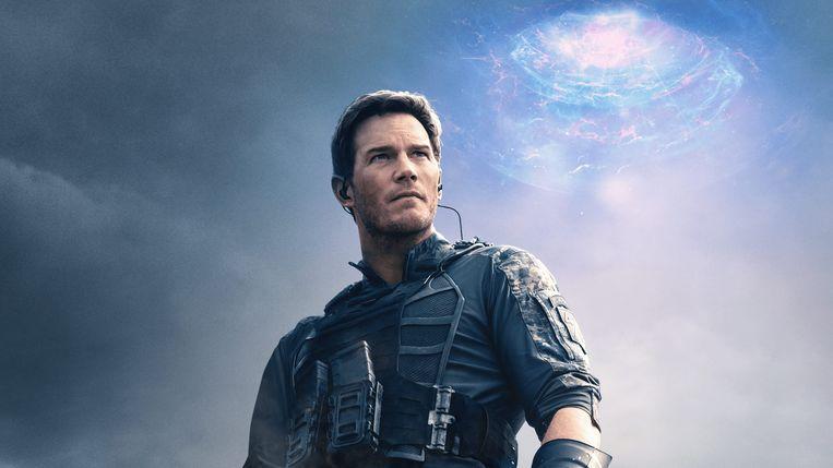 Chris Pratt in 'The Tomorrow War' Beeld TMDB