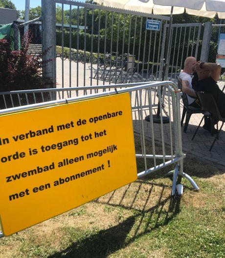 Belgische jongeren terroriseren bezoekers zwembad in Nederlands grensdorp