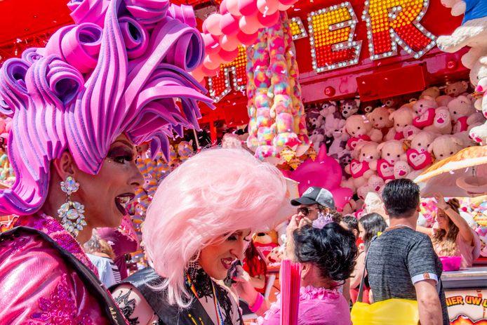 Steevast is Roze Maandag de drukste kermisdag die honderdduizenden mensen op de been brengt. In 2019 werd de 29e editie van de dag van 'gelijkwaardigheid en acceptatie' gehouden.
