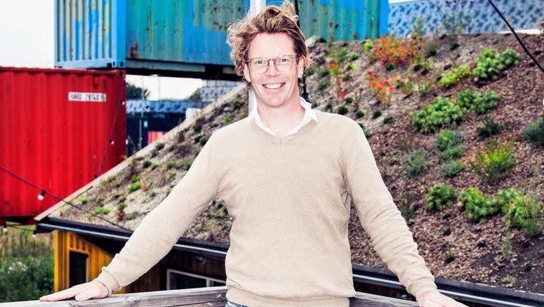 Joost Reimert: 'Het team achter de start-up is bepalend voor het slagen ervan. En dat is maakbaar.' Beeld Linda Stulic