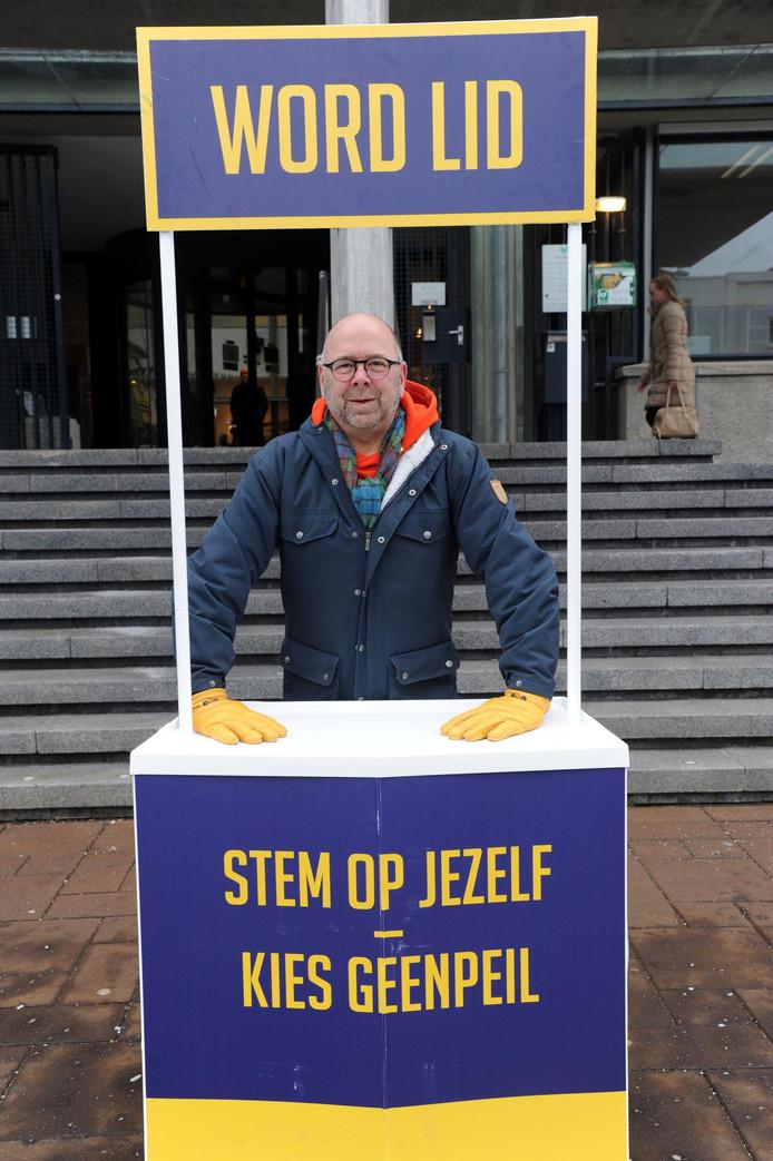 Jan Dijkgraaf van Geenpeil