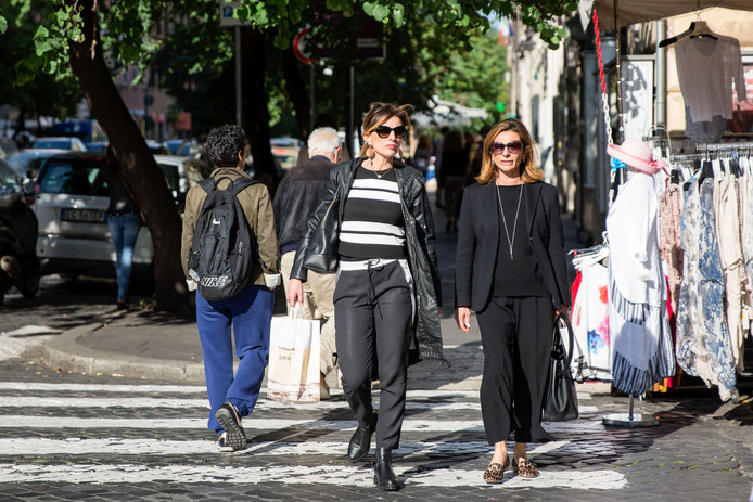 Italiaanse vrouwen zijn vaak meer gebrand op een goede baan dan Nederlandse vrouwen.