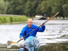 De Elfstedentocht per kano voor goede doel