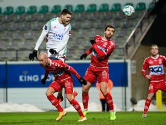 """Coach Luka Elsner boos na eerste helft van KV Kortrijk in Leuven: """"Er wacht ons nog veel werk"""""""