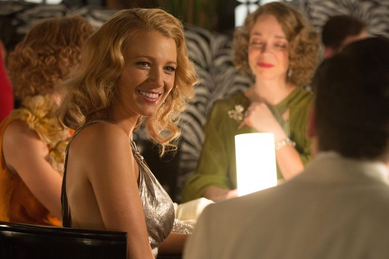 Blake Lively in Café Society. Beeld null