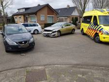 Automobiliste gewond bij botsing in Lichtenvoorde