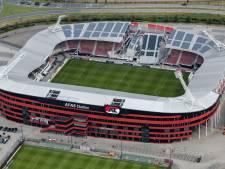 AZ wil voorlopig uitwijken naar stadion ADO Den Haag