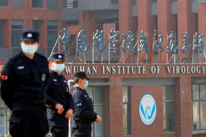De WHO wil niet langer uitsluiten dat de coronapandemie is begonnen in het Wuhan Institute Of Virology, of één van de andere  labo's in de Chinese stad.  Beeld REUTERS