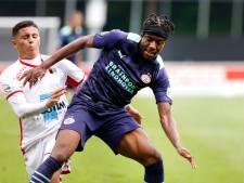 Madueke steelt de show bij eerste oefenwedstrijd PSV