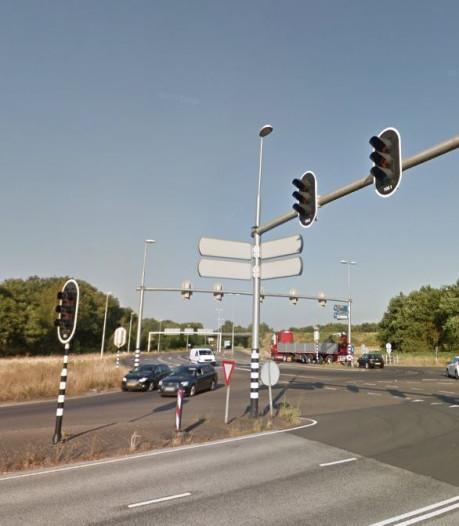 Omleidingsroutes tussen Oss en Schaijk komend weekeinde