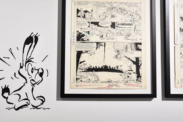 À partir du 27 mai, le Musee Maillol à Paris consacre une exposition au dessinateur d'Astérix Albert Uderzo, et ce, jusqu'au 30 septembre. Ses premiers croquis d'enfant, dessinés dans ses cahiers d'écolier, sont notamment exposé.