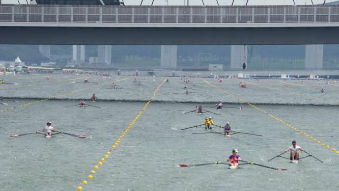 Tropische storm nadert Tokio en dus ook Olympische Spelen
