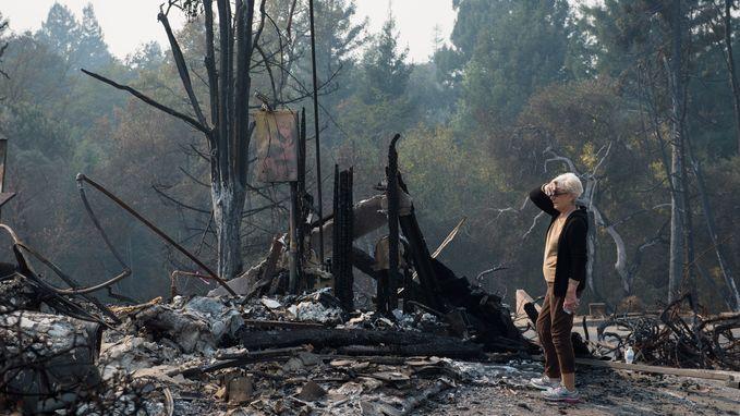 Dodental branden Californië stijgt tot 38