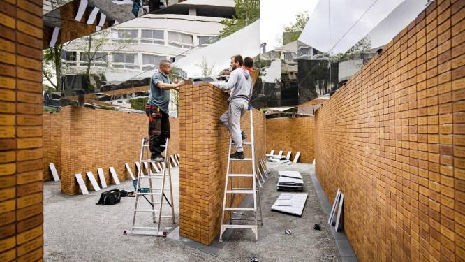 Noodverordening tijdens onthulling Holocaustmonument in Centrum