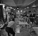 Filmopnames bij Philips in juni 1964