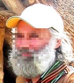 De 67-jarige Gerrit Jan van D. plaatste onder de schuilnaam 'John Eagles' artikelen op zijn online-encyclopedie 'Eagle Rock Wiki'.