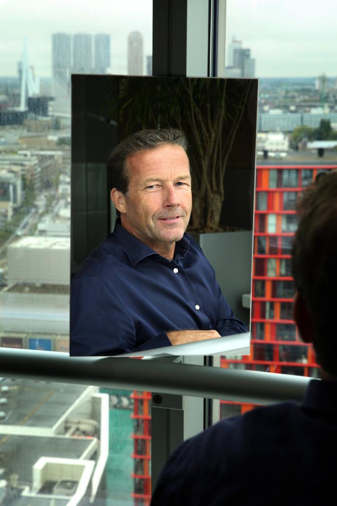 Theo Kocken wil ook na zijn pensioen blijven werken, lesgeven en studeren.