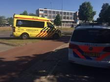 Ambulance rijdt meisje aan in Eindhoven