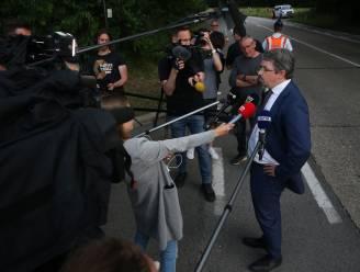 """Federaal parket: """"Man probeerde beelden van levenloze lichaam Conings te verkopen aan Duits mediabedrijf"""""""