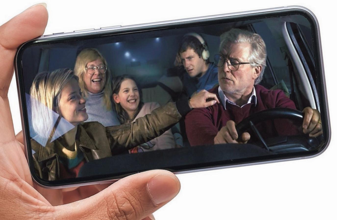 Het Antwerpse collectief SKaGeN vond in volle coronacrisis het digitale ei van Columbus: een eigen app. Daarmee kan je het thrillerfeuilleton 'IMKE.' volgen op je smartphone.
